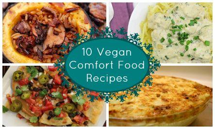 10 Vegan Comfort Food Recipes for Winter