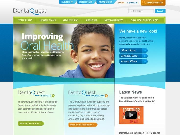 Top 10 Kentico Websites for July 2012 http://devnet.kentico.com/Blogs/Lenka-Navratilova/August-2012/Top-10-Kentico-Websites-for-July-2012.aspx DentaQuest  Implemented by:  Boston Interactive, USA  Kentico Certified Partner