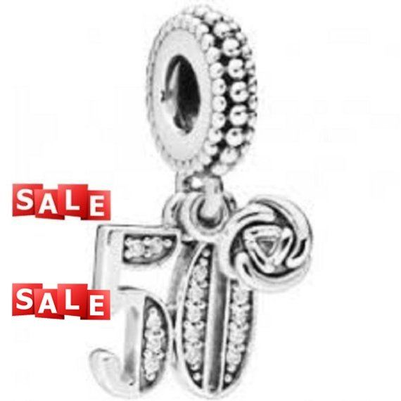 Parity Pandora Charm 50th Up To 62 Off