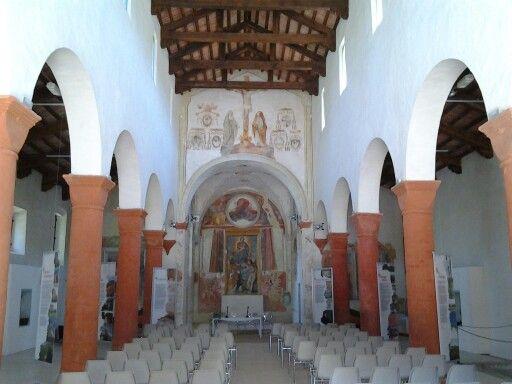 Abbazia di Monte San Pietro - Bo