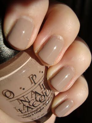 OPI - Tinsel town taupe