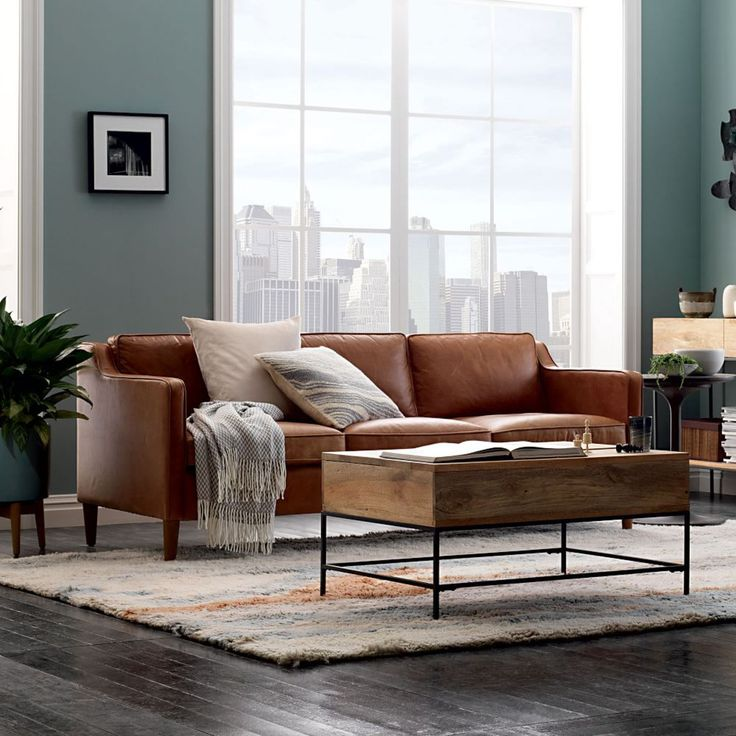Best 25+ Tan sofa ideas on Pinterest Tan couch decor, Leather - brown leather couch living room