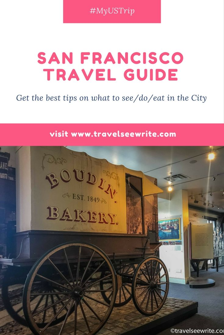 Your trip to San Francisco is incomplete without enjoying the sourdough soup at the historic Bistro Boudin Bakery at Fisherman's Warf. See more travel tips at travelseewrite.com (scheduled via http://www.tailwindapp.com?utm_source=pinterest&utm_medium=twpin&utm_content=post194851277&utm_campaign=scheduler_attribution)