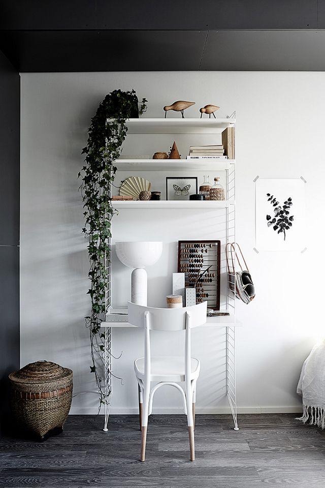 tiny workspace