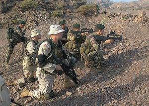 10/7/2002 – ongoing DJIBOUTI: Operation Enduring Freedom – Horn of Africa (OEF-HOA) is the military operation defined by the US as combating militant Islamism & piracy in the Horn of Africa.