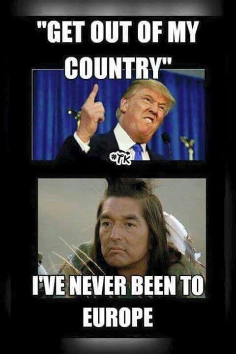 Native American land, regardless of how it was taken.