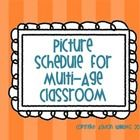 Picture Schedules are a great tool for students who need visual cues in the classroom. They let students know what is coming next but can easily be...