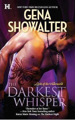 Gena Showalter LOTU Series: The Lord, Beautiful Redheads, Worth Reading, Underworld Series, Darkest Whisperer, Whisperer Lord, Trav'Lin Lights, Book Worth, Gena Showalter
