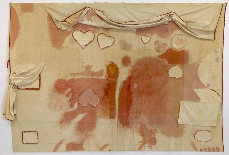 "Wieland, ""Heart On,"" 1961, National Gallery of Canada. #ArtCanInstitute"