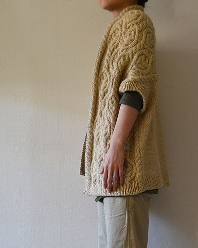 Walnut Cardigan by roko (project notes only, no pattern for the cardigan on Ravelry at http://www.ravelry.com/projects/roko/walnut-snood-2 ) Based on the Walnut Snood by Kyoko Nakayoshi attern $5.00 on Ravelry at http://www.ravelry.com/projects/roko/walnut-snood-2