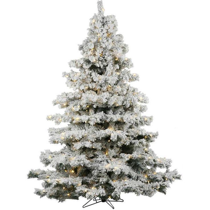 Pre-Lit Flocked Alaskan Artificial Christmas Tree 3 Ft Xmas Trees Holiday Decor  #christmas #ChristmasTree #xmas #xmastrees #holidaydecor #flockedtree