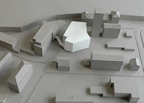 atelier kuzemenský & synek: Sergison Bates - architektura na druhý pohled