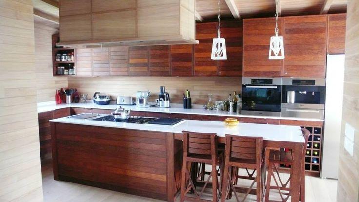 Kitchen Coconut Dar Bouazza Morocca - Design Daniel Schietse