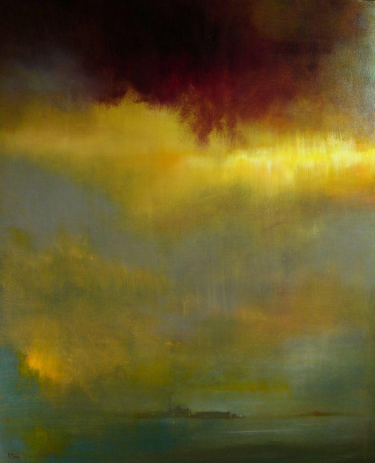 Venetian sky 2 sky and venetian for Abstract salon barrie