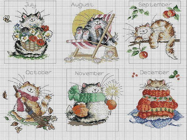 Encontrado en picasaweb.google.com  коты (фотографии и рисунки) - Юля Пранц - Álbumes web de Picasa