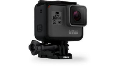 Offrez vous votre Caméra sport - Gopro HERO6 Black avec Boulanger et découvrez les services boulanger comme le retrait en 1 heure en magasin*.