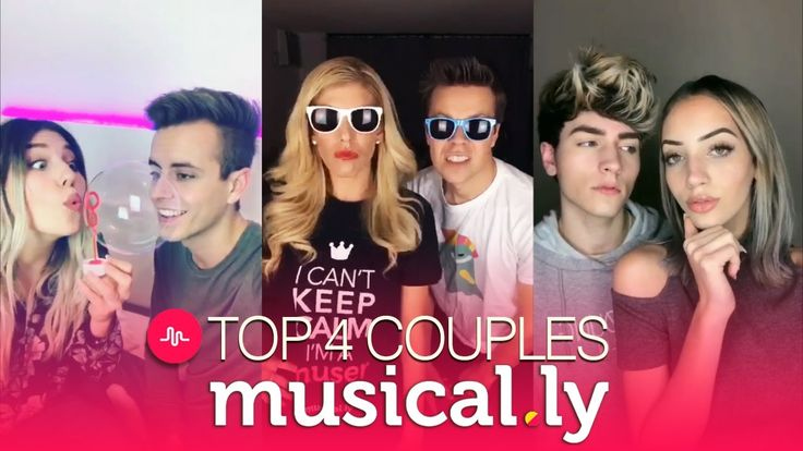 The Best 4 Couples Of Musical.ly l The Best Musical.ly Compilations 2017