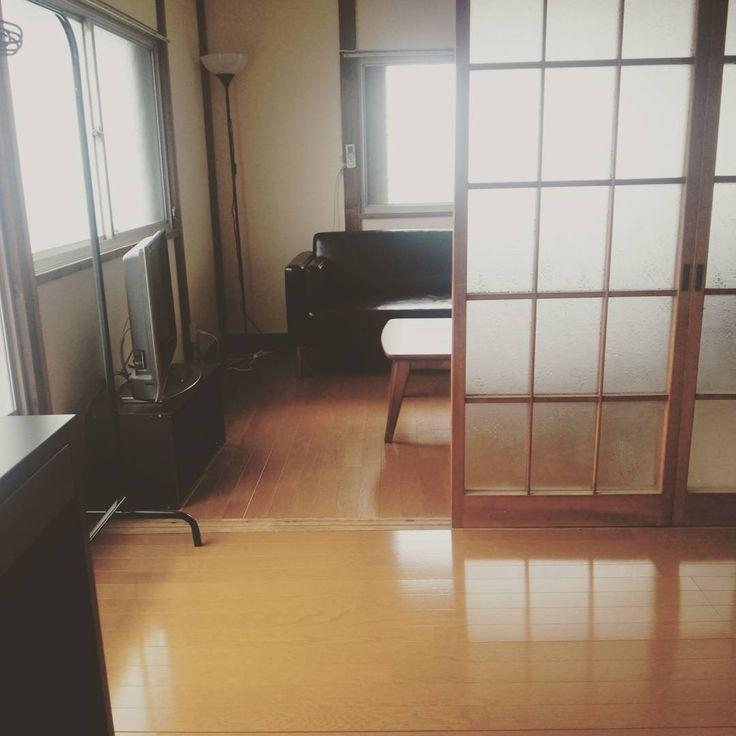 Guest house of Japan mid-century modern.  #japan#travel#backpacker #condominium #dog #tokyo #kanagawa #oldhouse #airbnb #hotel #ryokan #midcentury #midcenturymodern #design #Furniture #japanmidcenturymodern https://www.airbnb.com/rooms/4678643?s=22