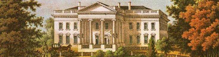 Abraham Lincoln's White House, Abraham Lincoln U.S. Civil War.