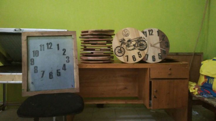 Timpakul Wood Clock Productions