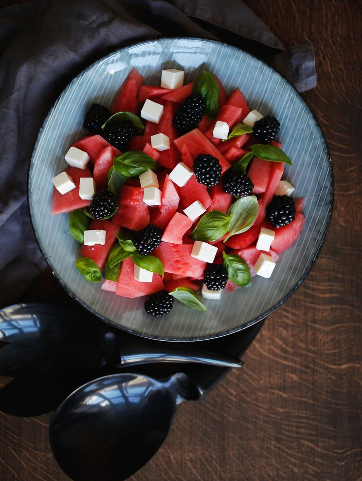 Min favorit sommersalat | passionsforfashion