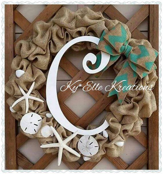 The 25+ best Shell wreath ideas on Pinterest | Seashell ...