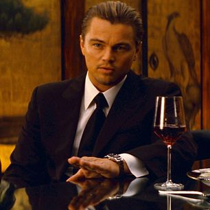 Sometimes I mistake myself for Leonardo Dicaprio