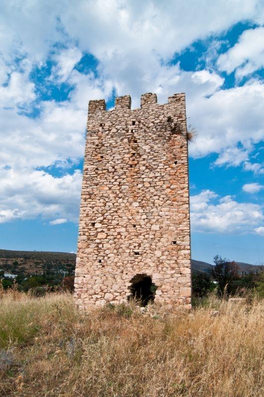 Medieval Tower Marathon Greece