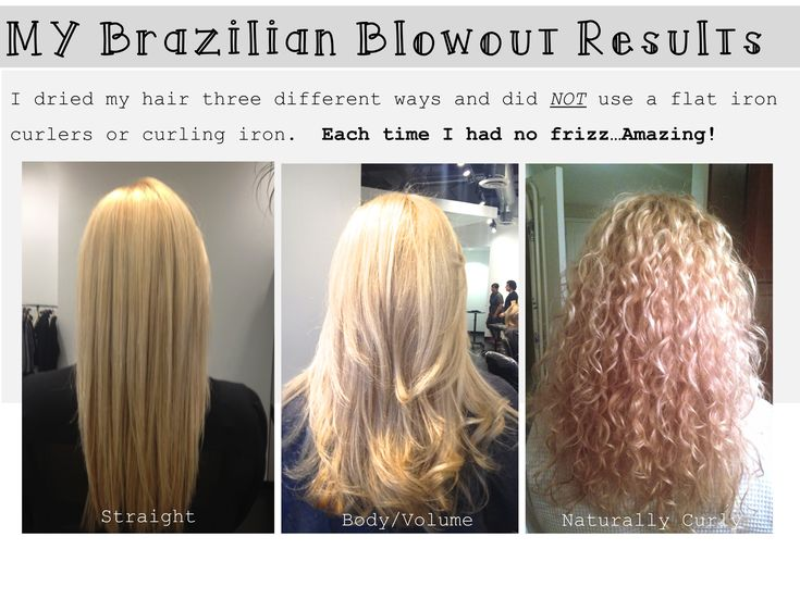 brazilian blowout - I want to do this but nervous I won't get the results I want when I do my own hair