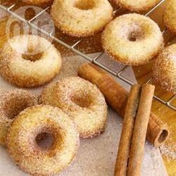 Baked Mini Doughnuts @ allrecipes.com.au
