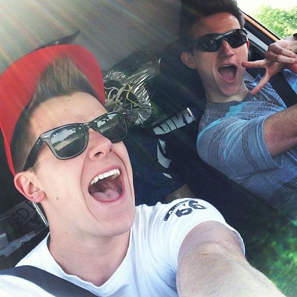 Ricky Dillon & Conor Franta<3 LOVE THEM!!!!!!!!!!!!!!!!!!!!!!!!!!!!!!!!!!!!