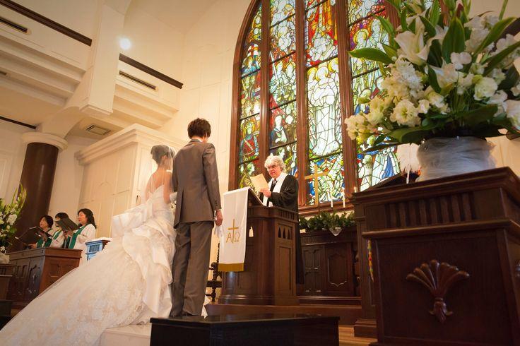 セントルーク教会  結婚式