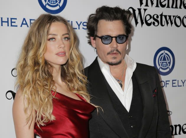 Johnny Depp Ex-Wife on Abuse Allegations: Amber Heard is Lying!!
