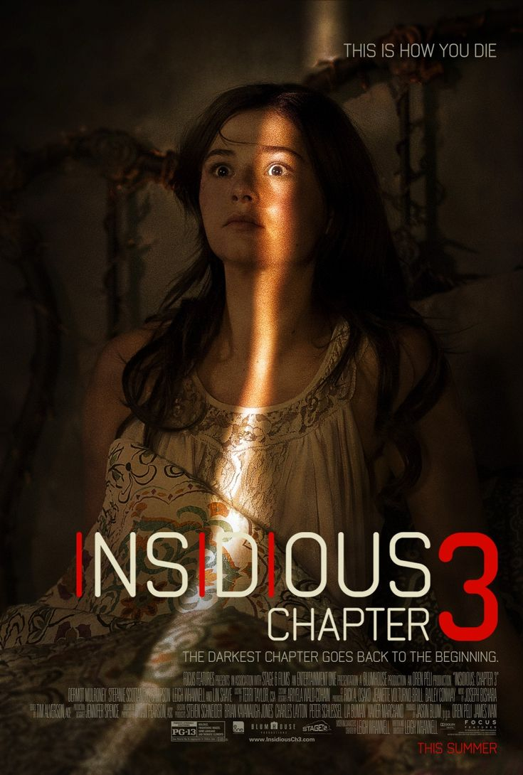 Return to the main poster page for Insidious: Chapter 3