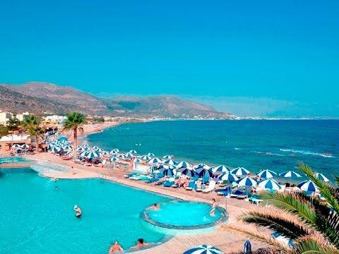 Dessole Malia Beach Греция, Крит , Малья отдых в Греции отзыв