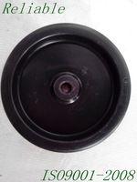 """Factory Sale 4"""" Caster Wheels Black Polypropylene Trolley Wheel"""