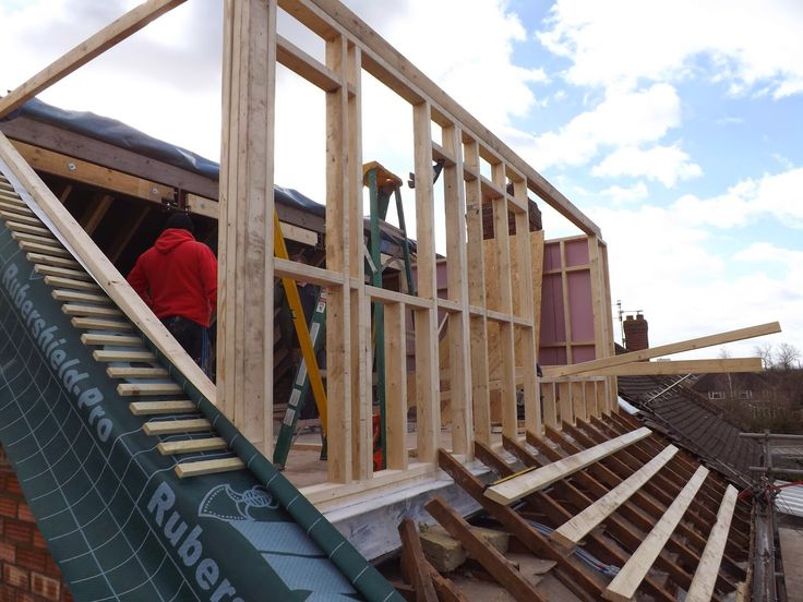 31 best dormer construction details images on Pinterest ...