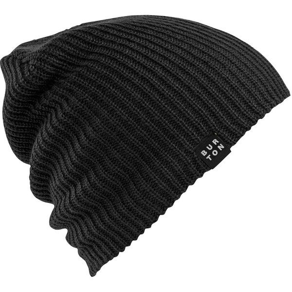 Burton All Day Long Beanie ($11) ❤ liked on Polyvore featuring men's fashion, men's accessories, men's hats and mens beanie hats