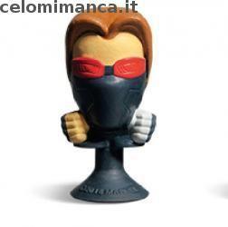 Megapopz Avengers: Fronte Figurina n. 19 Soldato d'inverno