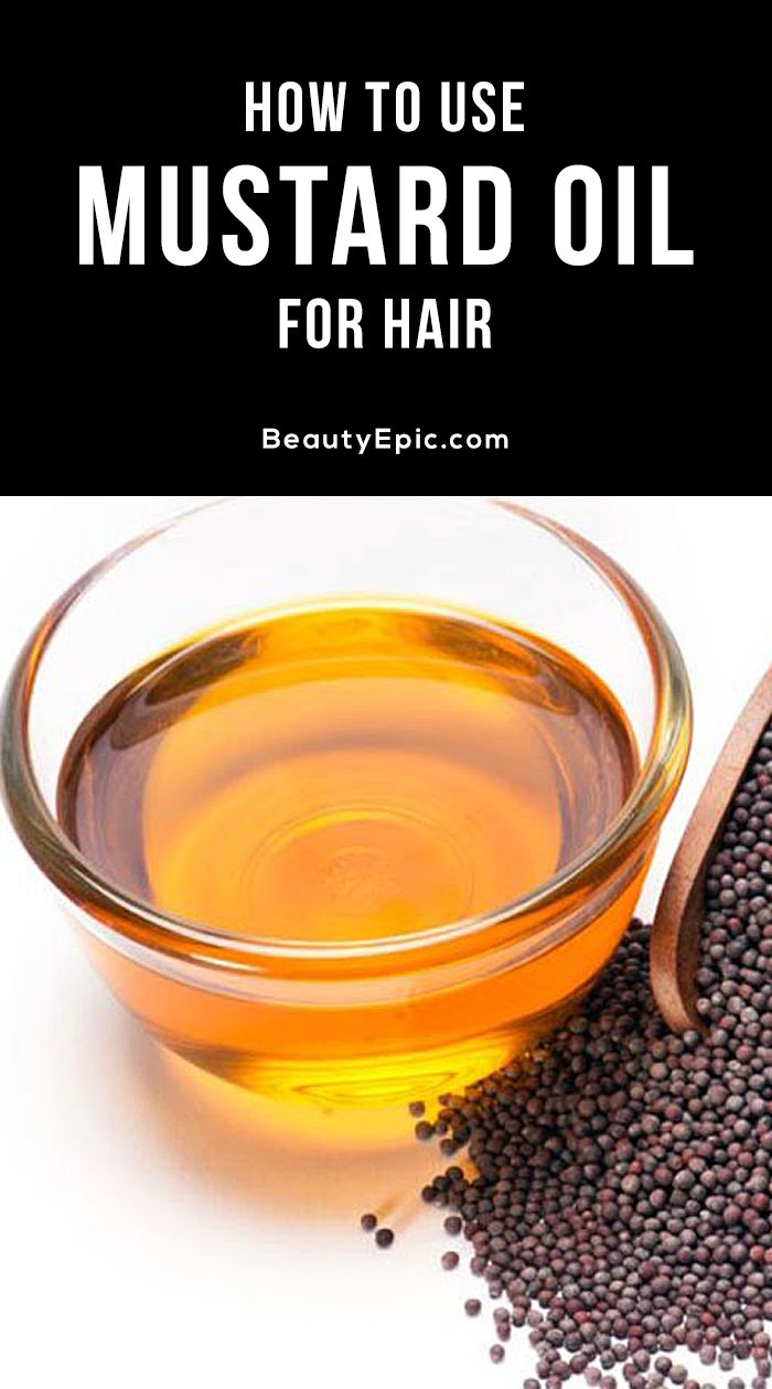 How to Use Mustard Oil for Hair