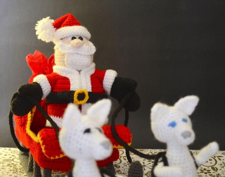 Amigurumi Christmas : Best amigurumi christmas ❄⛄❄ images