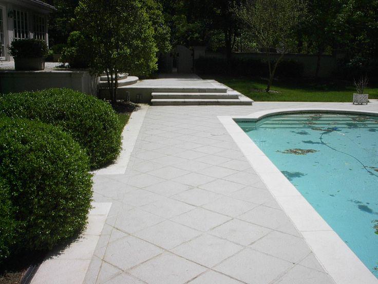 25 Best Ideas About Concrete Pool On Pinterest Walk In