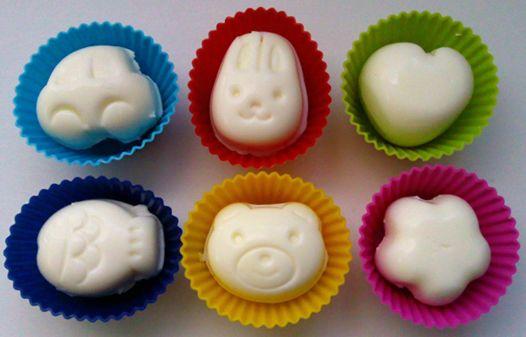 how to use egg molds bento www.moodkids.com