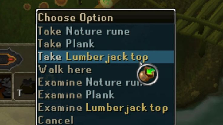 Getting lumberjack outfit FAST!