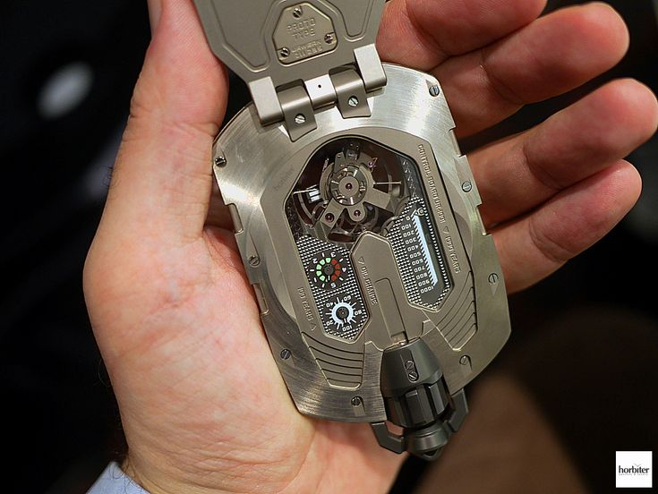 17 best images about futuristic watches android 5 minutes on the wrist the urwerk ur 1001 titan