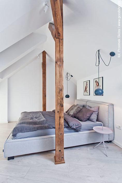 Attic Renovation - Picture gallery #architecture #interiordesign #bedroom