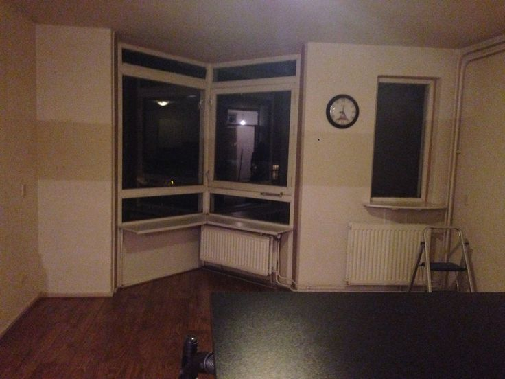 My #livingroom #vlaardingen #rotterdam #holland #before #picture Stay tuned for the renovation!