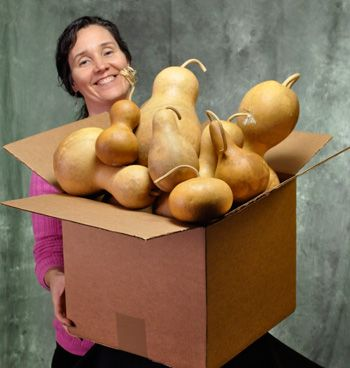 If You Are a New Customer You Qualify to Receive a FREE Box of Gourds!* A $53.20 Value!