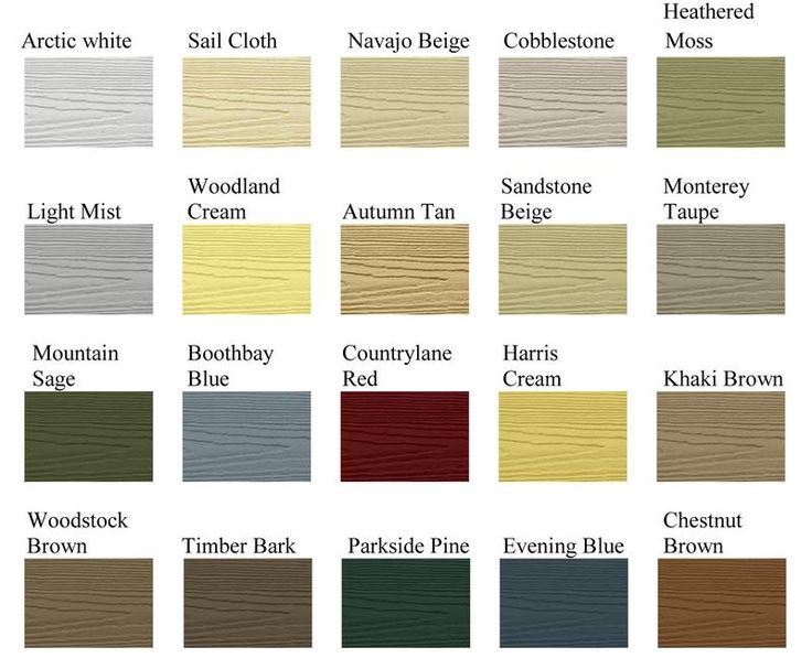 James hardie siding installation specialists building for Best vinyl siding colors