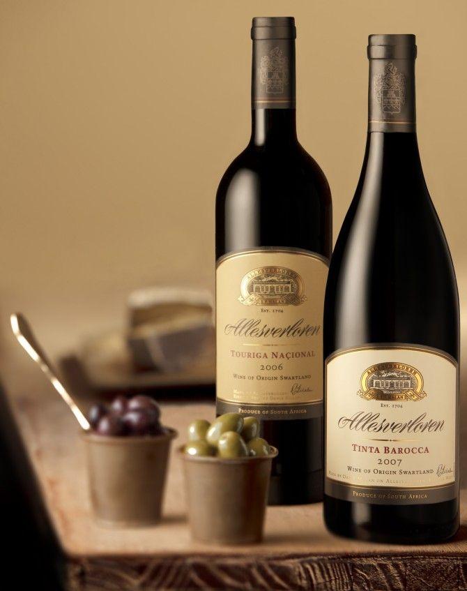 Win an Allesverloren Wine Hamper worth R1400